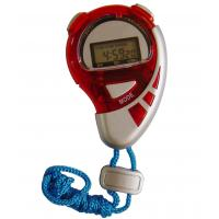 China Kids Alarm Sport Stopwatch Water Resistance Digital Rope Band Watch wholesale