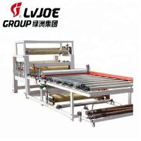 China Easy To Install Fully Automatic Lamination Machine For Decorative Gypsum Board wholesale