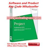 China Genuine Microsoft Office 2013 Product Key Codes , Get Project Professional 2013 FPP Key wholesale