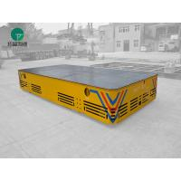 China 30 ton battery powered pendent operated transport carriage running painted floor wholesale