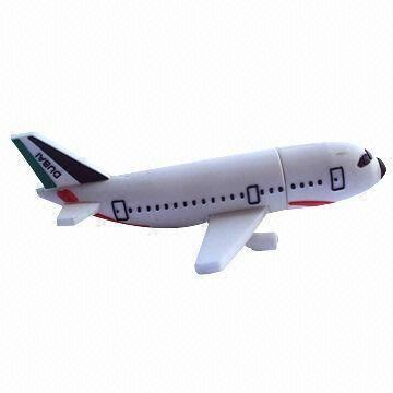 airplane model usb flash drive as best promotional gift for boys
