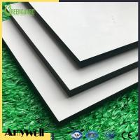 China Amywell 2-25mm fireproof solid phenolic resin formica HPL high pressure compact laminate HPL sheet wholesale