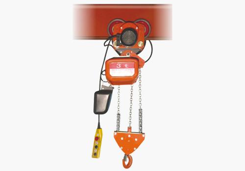 Quality 500kg Moving chain Electric Hoist 110V 240V / 1 ton chain hoist for sale