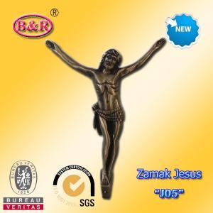 China Замак Иисус на размер 12.5*17км модели «Дж05» распятия или креста сплава цинка wholesale