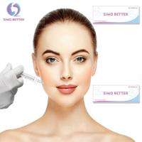 China Hot in UK hyaluronic acid face filler injection Hyaluronic Acid Injectable Dermal Filler wholesale
