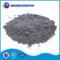 China Insulating Castable Refractory Al2O3 / SiC Steel Fibre Reinforced For Lime Kiln wholesale