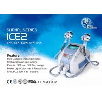 China No Pain IPL Laser Equipment Hair Permanent Removal Machine With Filters wholesale