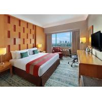 China Multi Color Hotel Clearance Furniture , Italian Solid Wood Bedroom Furniture wholesale