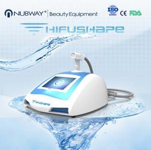 China portable HIFUSHAPE ultrasound fat reduction machine for body shaping wholesale