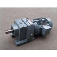 China Low Noisy Electric Motor Gear Reducer For  Agriculture Equipment / Oil Industry wholesale