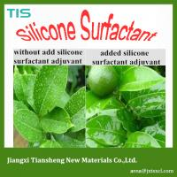 China Silicone spray adjuvant for applying herbicides, insecticides, miticides and fungicides on crops wholesale