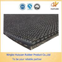 China width 1200mm EP400/3 Rough Top Rubber Conveyor Belt used in airport wholesale