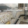 China Electric cradle machine / suspended platform / construction lift hoist wholesale