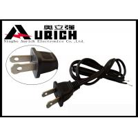 Home Appliance Ul Approved Power Cord , 14AWG / 16AWG / 18AWG Power Cord for sale