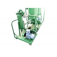 China Solid Liquid Vertical Plate Filter / Vacuum Leaf Filter Fully Enclosed Operation wholesale