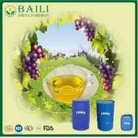 China Cold Pressed Virgin Grape Seed Oil High Nutritional Oil  for Cosmetics and Medicinal Use wholesale