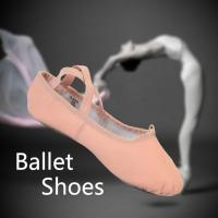China 11503101 Ballet Slipper High Quality Leather Ballet Shoes on sale