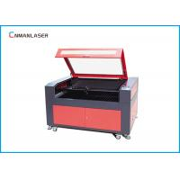 China 100w Water Cooling CO2 CNC Wood Laser Engraving Equipment With Double Head wholesale