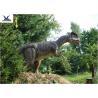 China Forest Decoration Handmade Dinosaur Garden Ornaments / Life Size Real Dinosaur Models wholesale