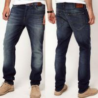China 2013 men fashion jeans cheap jeans pants   wholesale