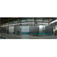 China Vertical Automatic Insulating Glass Production Line , Insulating Glass Machine on sale