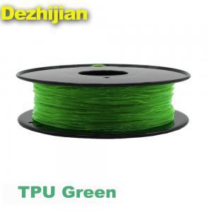 China Flexible TPU 3D Printer Filament 1.75 / 3.0 mm For 3D Printer wholesale