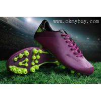 China 2012 New Style Men's Football Shoes on sale