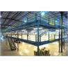 China El estante llano multi de la plataforma apoyó el entresuelo, piso de entresuelo de la estructura de acero wholesale