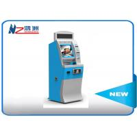 China 17 Inch 22 Inch Information Kiosk , Self Service Payment Kiosk With Windows System wholesale