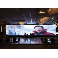 Buy cheap Die Cast Aluminum Audio Visual Display P3.91mm Indoor 3840HZ Light Weight Panel from wholesalers