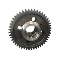 China cement mixer big gear,China big spur gear for textile machinery wholesale