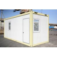Site Accommodation, Standard Prefab Container House