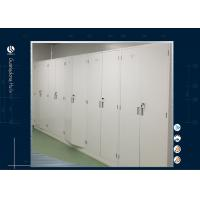 Buy cheap Full Steel Door Fire Safe Solvent Storage Cabinet Double Filter And Compartments from wholesalers