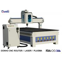 China High Reliability Three Axis CNC 3D Router Machine For Woodworking Engraving wholesale