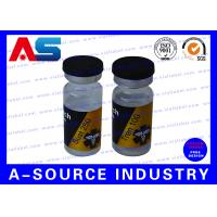 10ml Vial Steroid Bottle Labels Custom Private Label Design And Printing