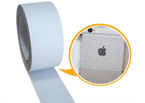 Quality Black Anti Slip Shower Grip Tape / Long Lasting Non Slip Bathtub Tape 0.75mm for sale