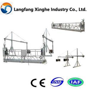 China suspended platform lift/electric suspended platform/gondola lift wholesale