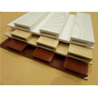 ISO Approval WPC Wall Profiles Plastic Wall Cladding PVC Covering Boards