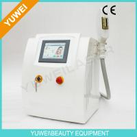 China Sapphire E-light IPL RF , ipl age spot and freckle removal machine 8 × 40mm wholesale