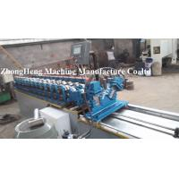 Buy cheap Steel Studs Cold Roll Forming Machine For Ceiling Partition Gcr12 Roller Station from wholesalers