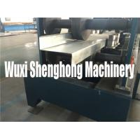 China Adjustable CZ Roll Forming Machine With Manual Or Hydraulic Decoiler wholesale