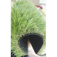 Anti Static Light Green Artificial Lawn Turf For Balcony , 40 - 50mm Height