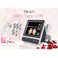 China Skin Tightening Machine HIFU Face Lifting Machine For Wrinkle Removal wholesale