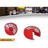China Запирающее устройство запорной заслонки АБС, замыкание клапана логотипа веса 470г изготовленное на заказ wholesale