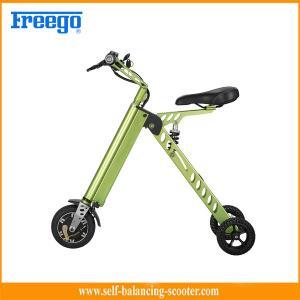 China Vélo pliable du scooter électrique pliant portatif E avec le moteur de Burshless wholesale