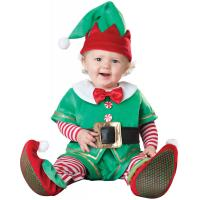 China Santa Costume Infant Baby Rompers Clothing Summer Dresses Outfits Organic wholesale