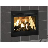 Home Decoration Direct Vent Gas Insert Fireplace With Variable Speed Blower