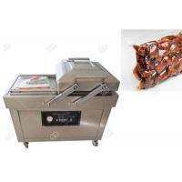 China Food Grade Vacuum Food Packing Machine 118cm Open Height CE Certification on sale