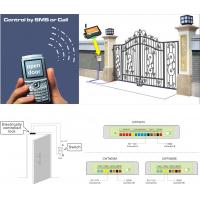 China GSM Gate Door Opener Operator with SMS Remote Controller CWT5005 on sale