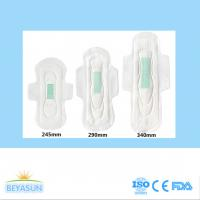 China Napkin Care Negative Ion Sanitary Pads For Ladies Period With Good Absorption Soft Touch wholesale